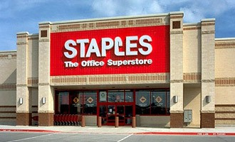 Staples, Various Locations