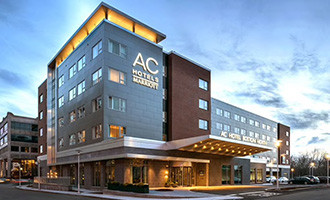 AC Hotel by Marriott, Medford, MA