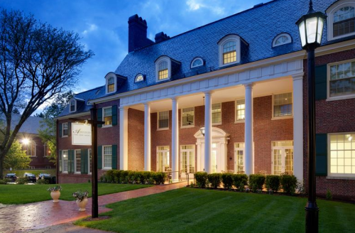 The Inn at Phillips Academy, Andover, MA