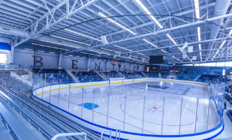 Bentley Hockey Arena, Waltham, MA